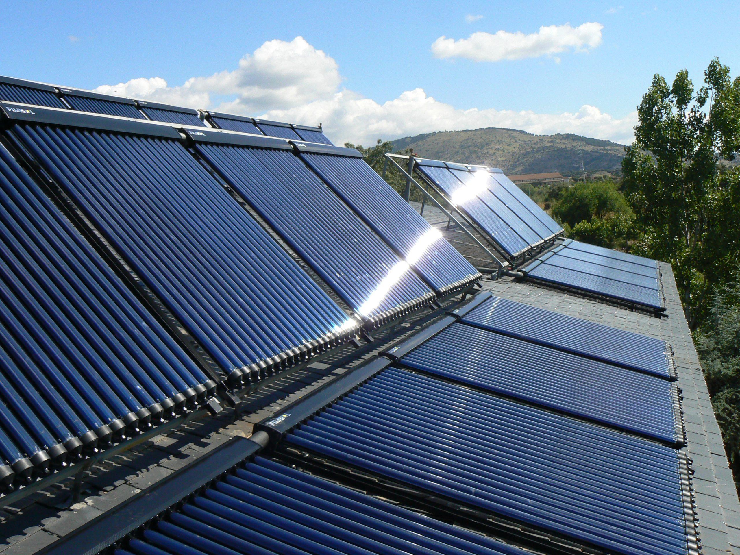 Paneles solares, FUJISOL